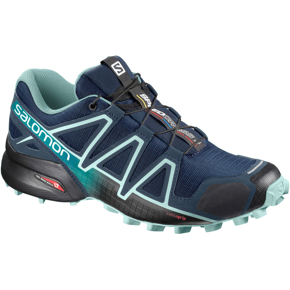 Salomon Speedcross 4 Wide #1