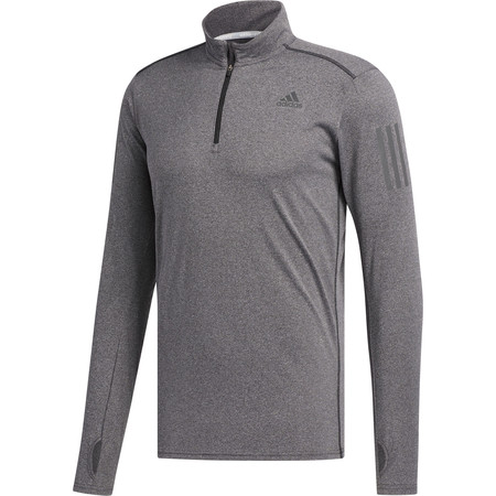 Adidas Response Half Zip Long Sleeve #1