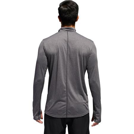 Adidas Response Half Zip Long Sleeve #4