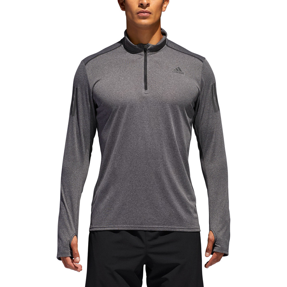 Adidas Response Half Zip Long Sleeve #3