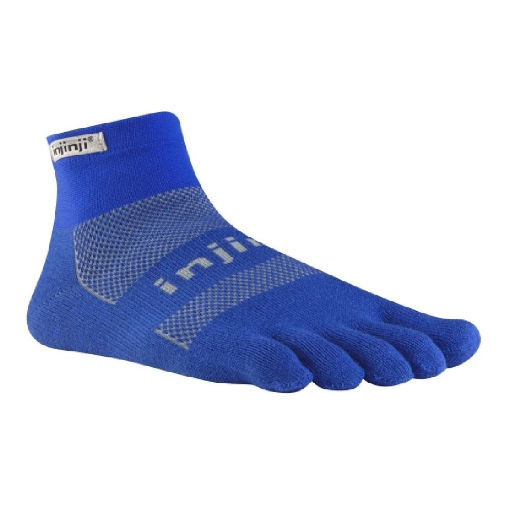 Injinji Run 2.0 Original Weight Mini Crew Toe Socks #3