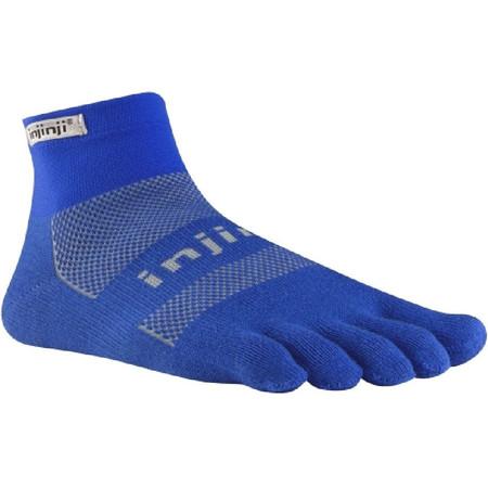 Injinji Run 2.0 Original Weight Mini Crew Toe Socks #3