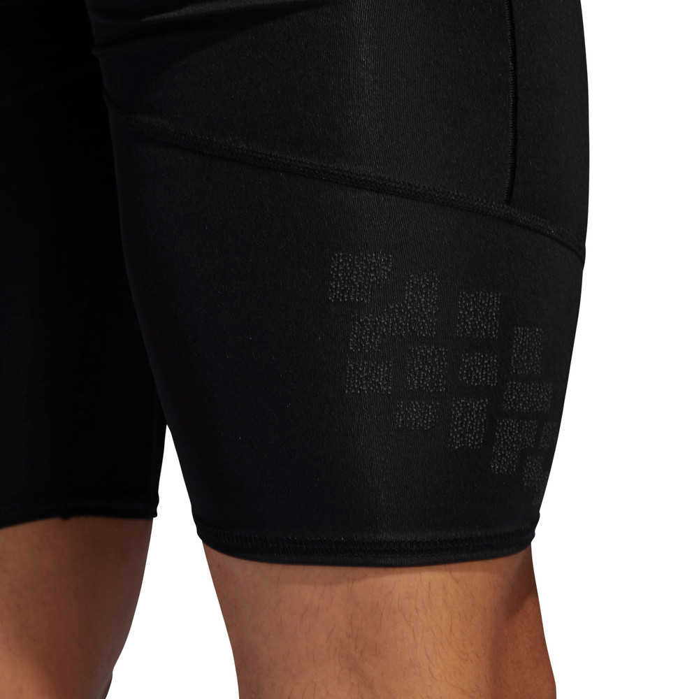 Adidas Supernova Lycra Shorts #7