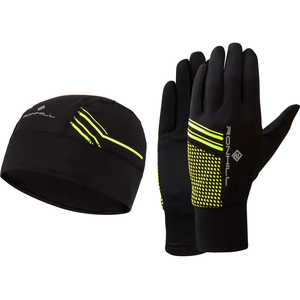 Ronhill Beanie And Gloves Set #2