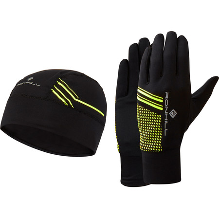 Ronhill Beanie And Glove Set #1