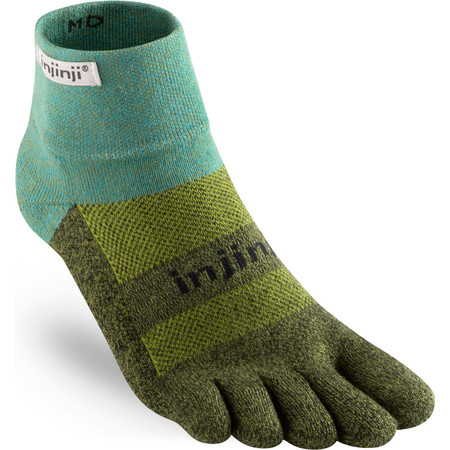 Injinji Trail MW Mini Crew Toe Socks #2