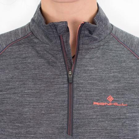 Ronhill Infinity Merino 1/2 Zip Long Sleeve #5