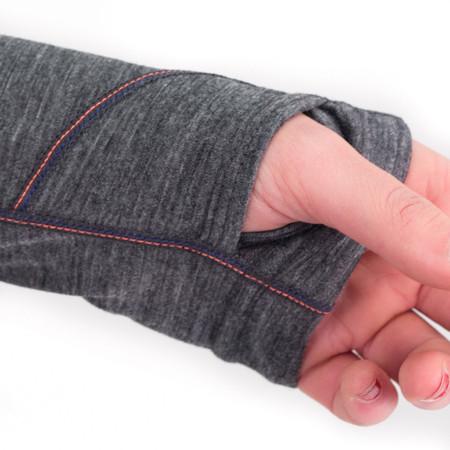 Ronhill Infinity Merino 1/2 Zip Long Sleeve #6