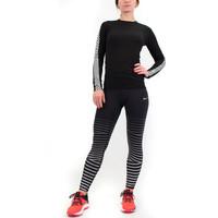 Women's Helly Hansen Lifa Long Sleeve Tee Black