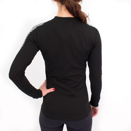Helly Hansen Lifa Long Sleeve Tee Black #4
