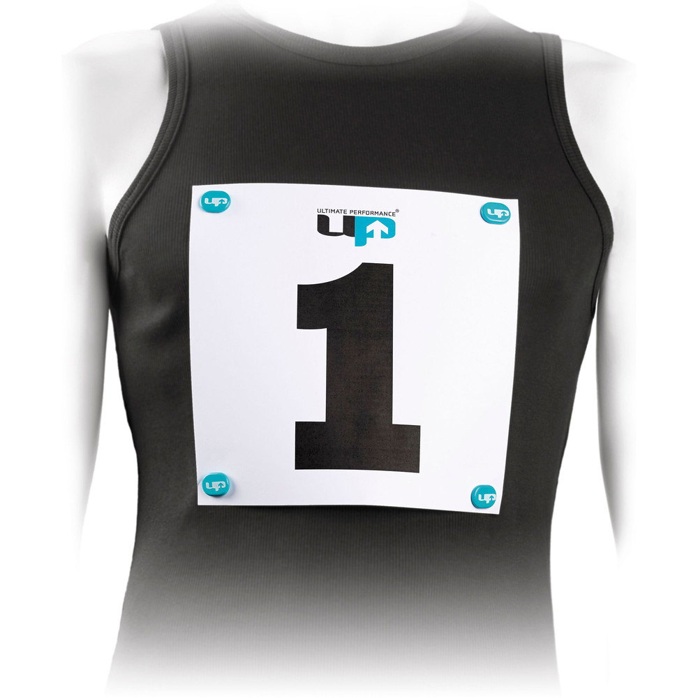 U.P. Race Number Magnets #1