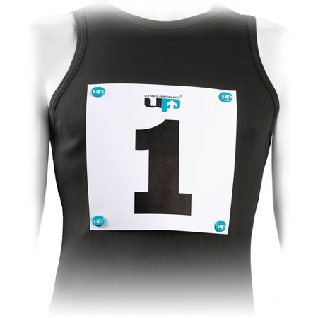 U.P. Race Number Magnets #5