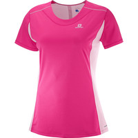SALOMON  Agile Heather Tee