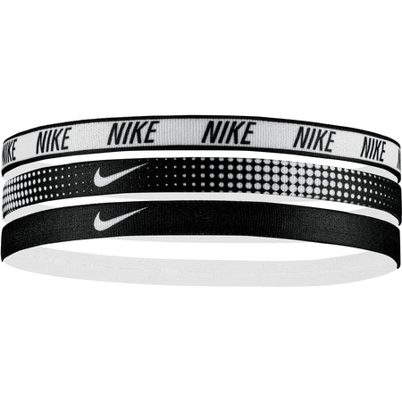 Nike Printed Headbands 3 Pack #1