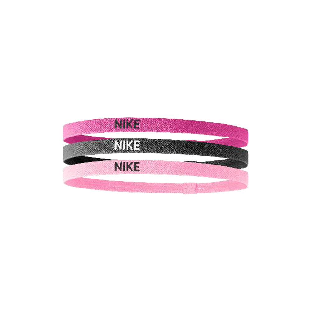 Nike Elastic Hairband - 3 Pack #1