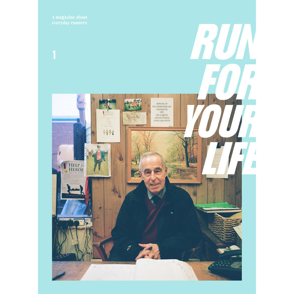Run For Your Life Magazine #1