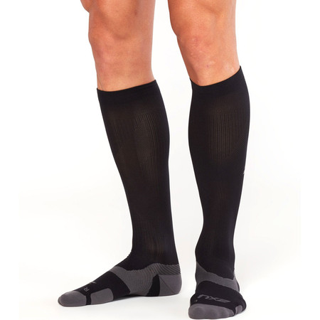 2XU Vectr Light Cushion Full Length Compression Socks #1