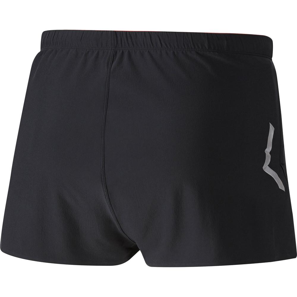 Mizuno Aero Split 1.5in Shorts #1