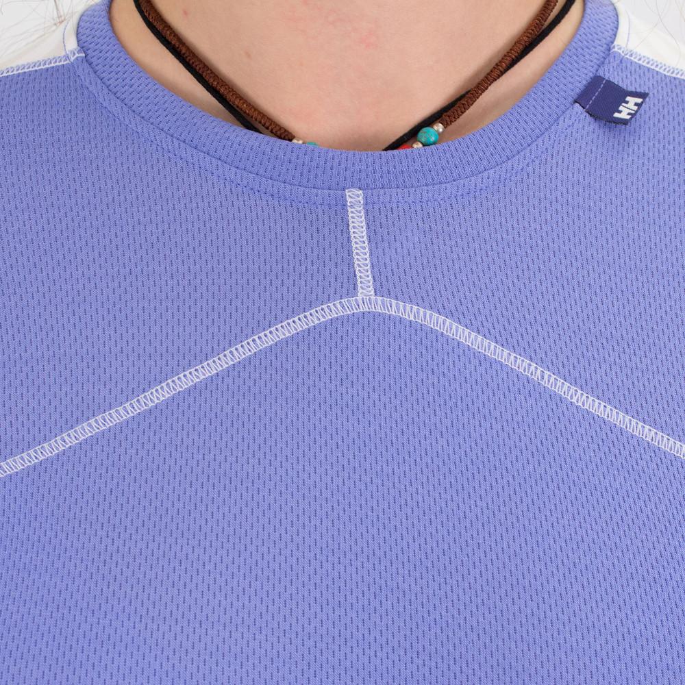 Helly Hansen Lifa Long Sleeve Tee Lilac #5