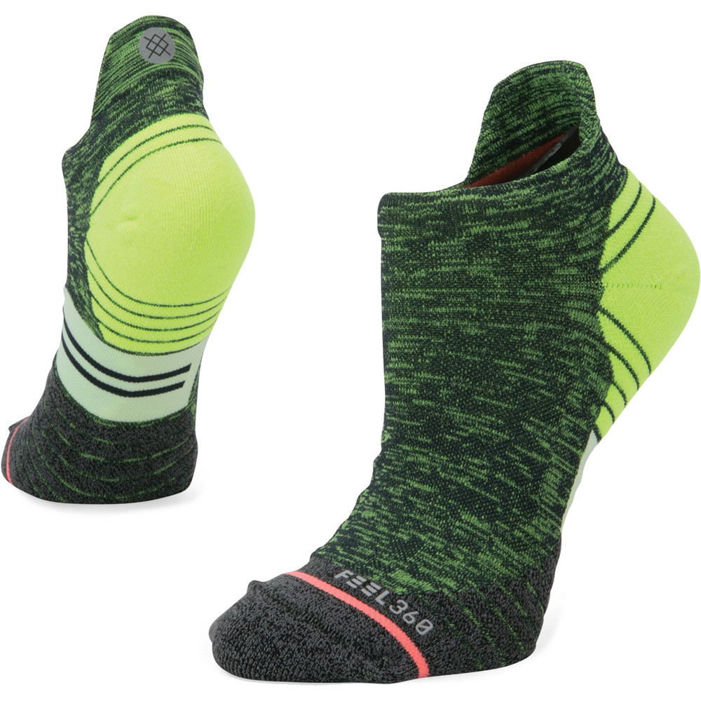 Stance Run Tab Socks NEW Feel 360 #1