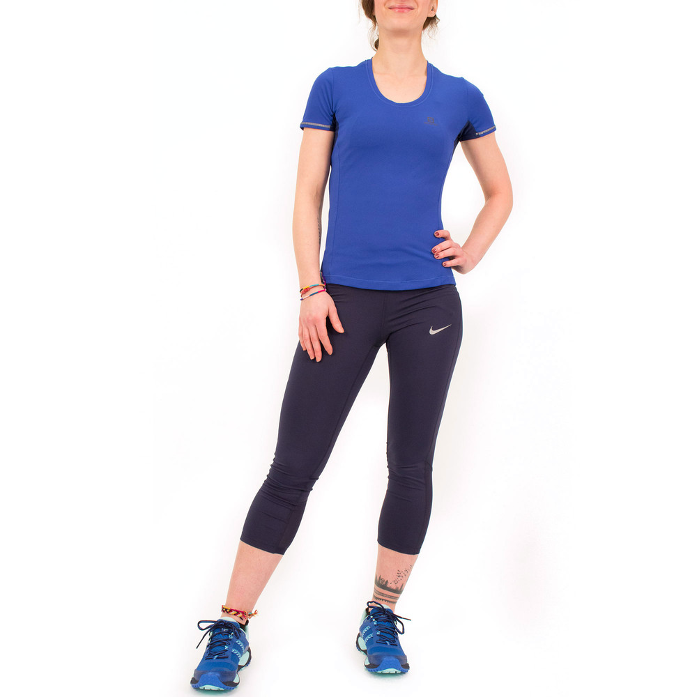 Nike Power Racer Crop Tights #10