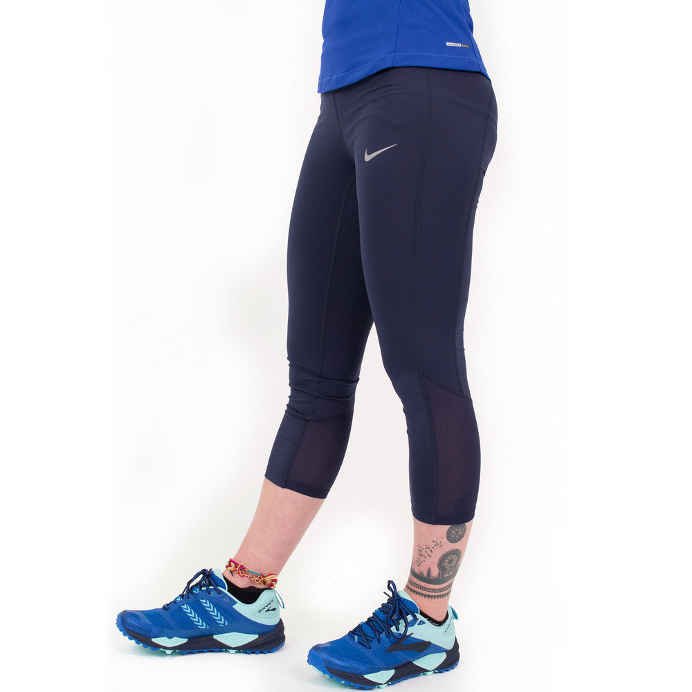 Nike Power Racer Crop Tights #4