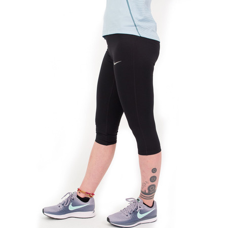 Nike Power Essential Capris Black #4