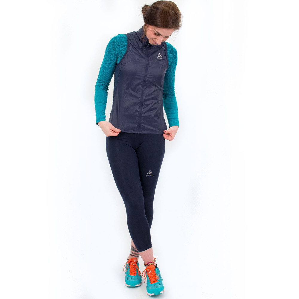 Odlo Omnius Crop Tights #8