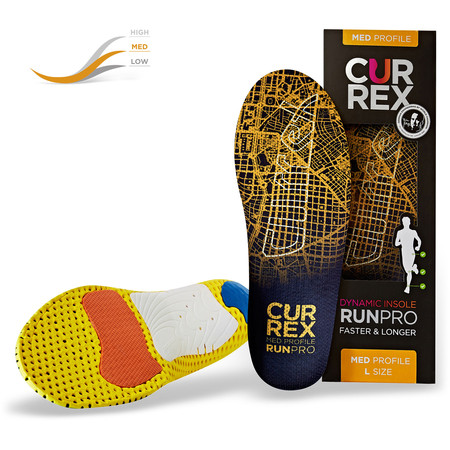 Currex Runpro Medium Arch Insoles #1