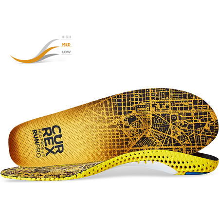 Currex Runpro Medium Arch Insoles #2