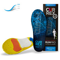 CURREXSOLE  Runpro High Arch Insoles New