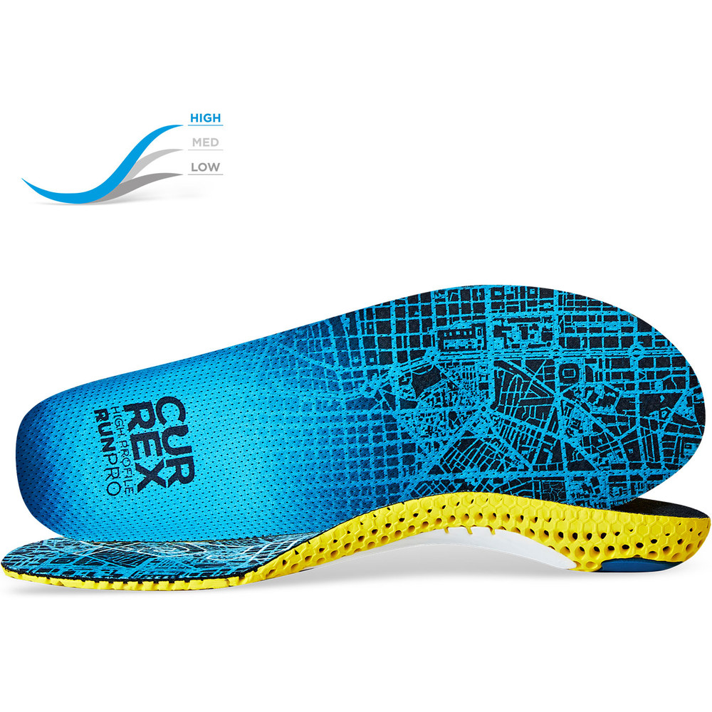 CurrexSole Runpro High Arch Insoles New #2