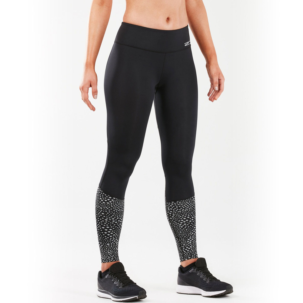 2XU Reflective Run Tights #3