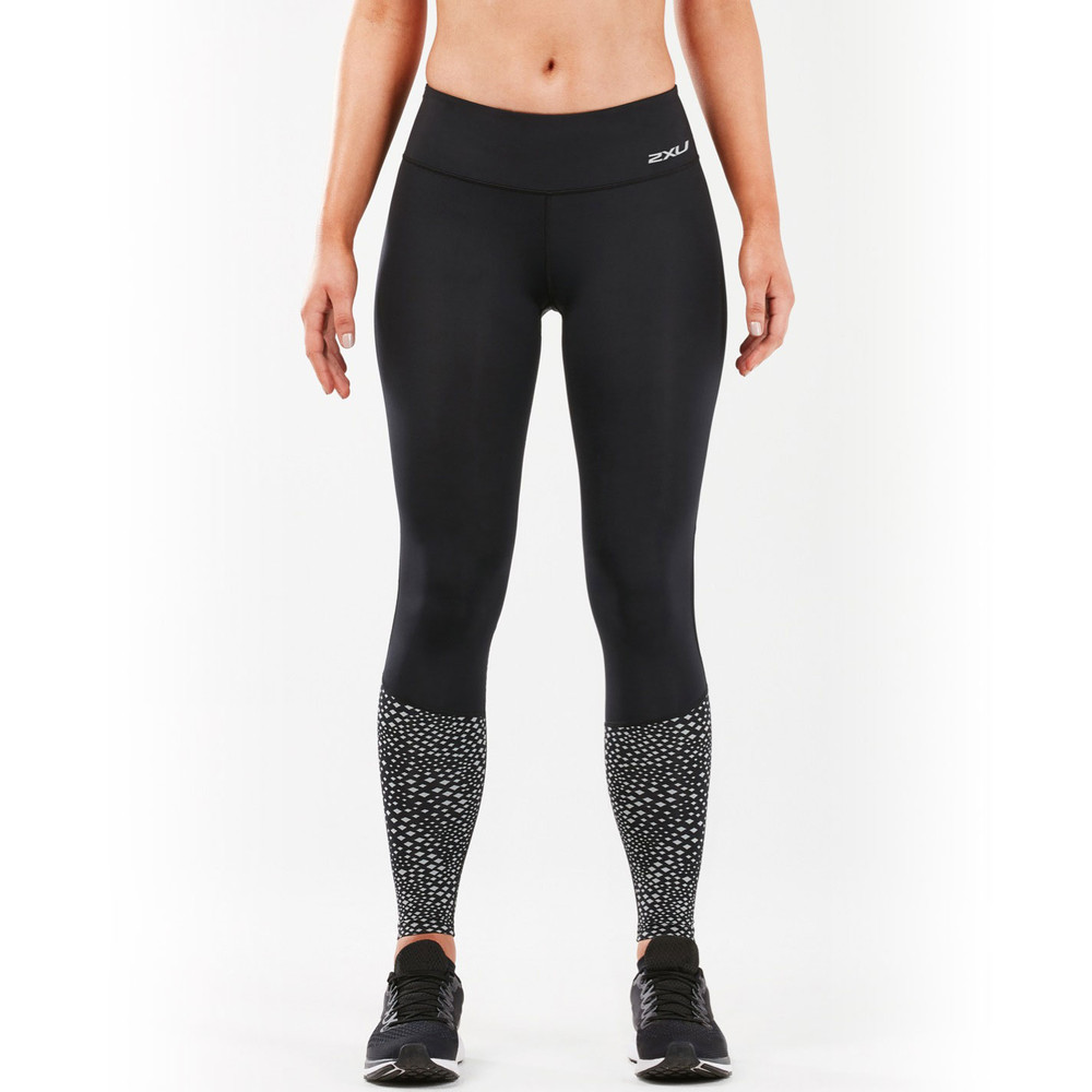 2XU Reflective Run Tights #1