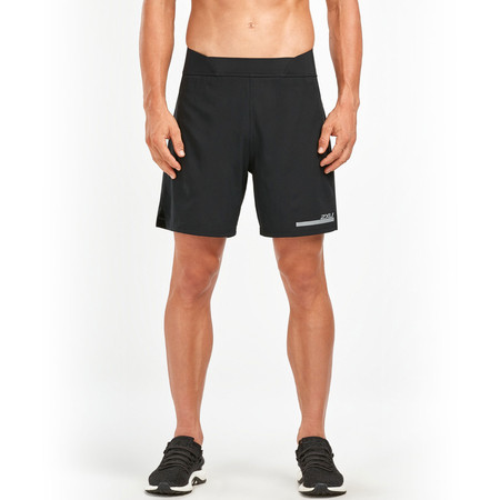 2XU Run 7in Twin Shorts #1