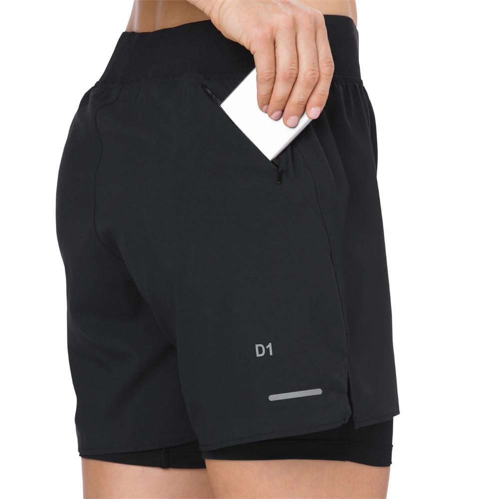 Asics 5.5in Twin Shorts #7
