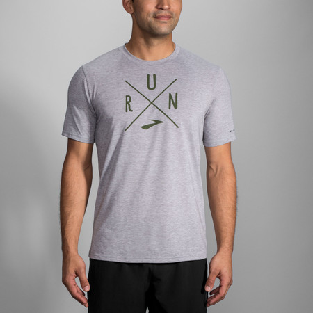 Brooks Distance Graphic Short Sleeve #2