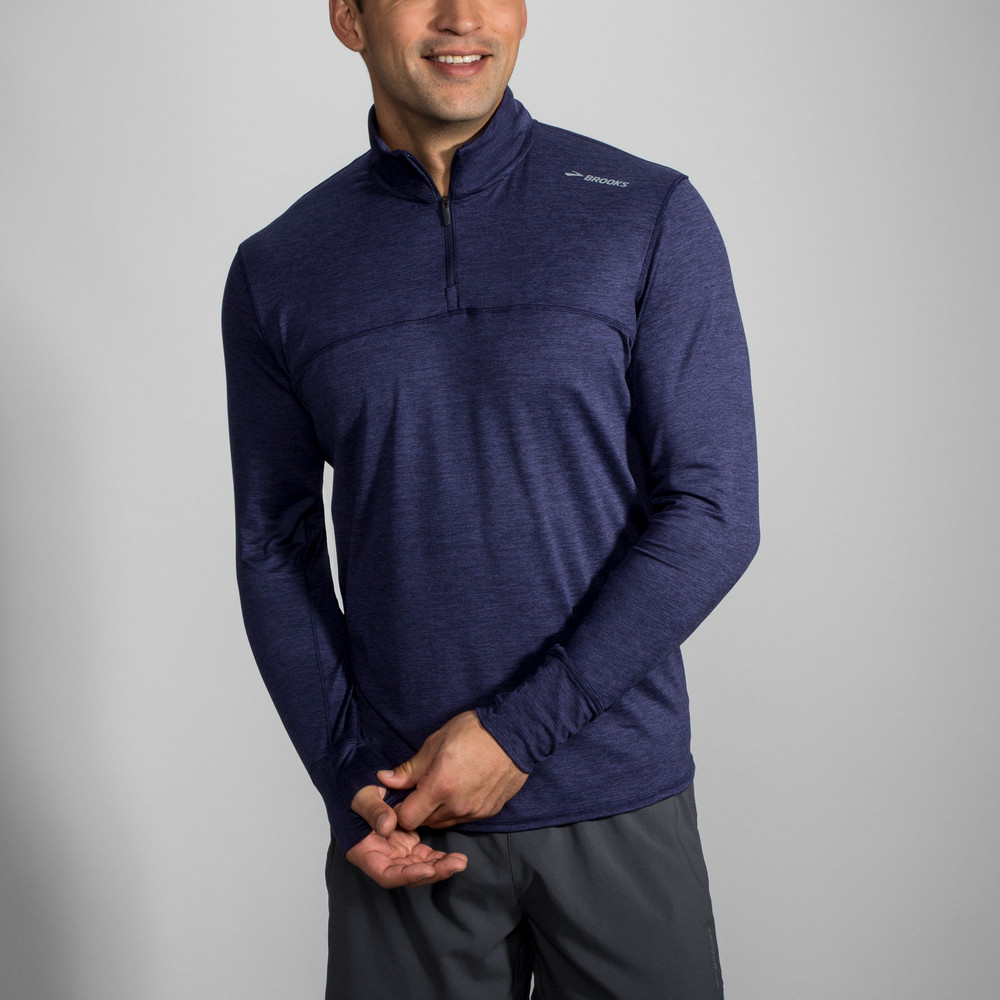 Brooks Dash Half Zip Top #7