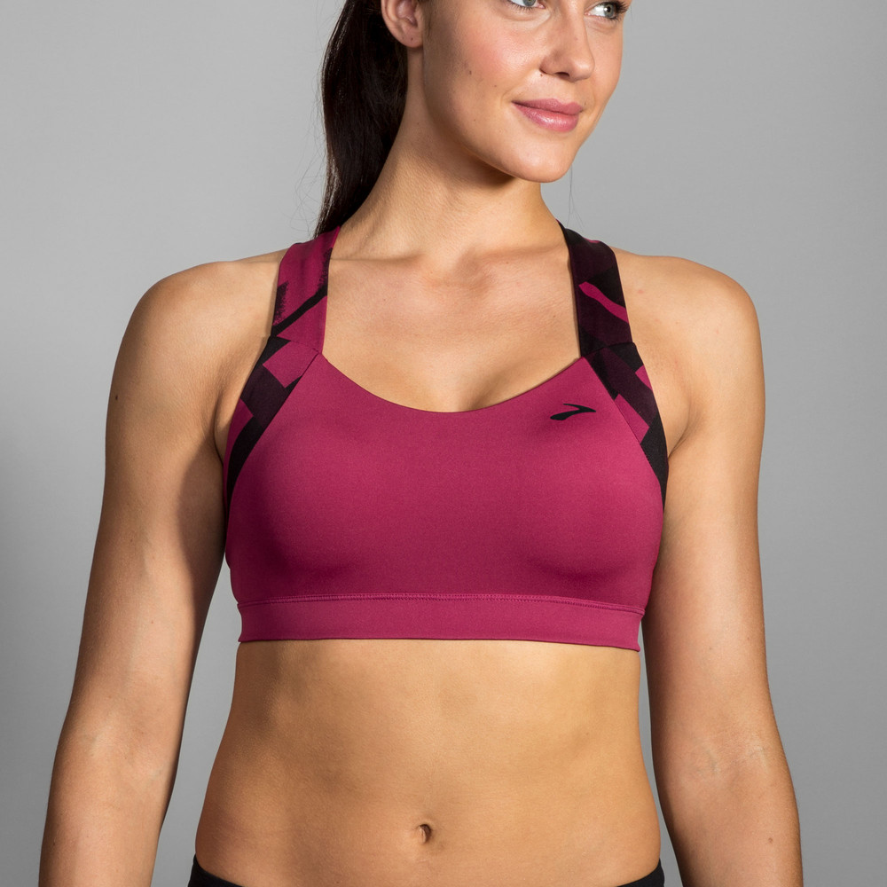 Brooks Uplift C/D Bra #3