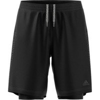 ADIDAS  Supernova 7in Twin Shorts
