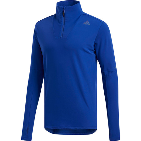 Adidas Supernova Half Zip Long Sleeve #1