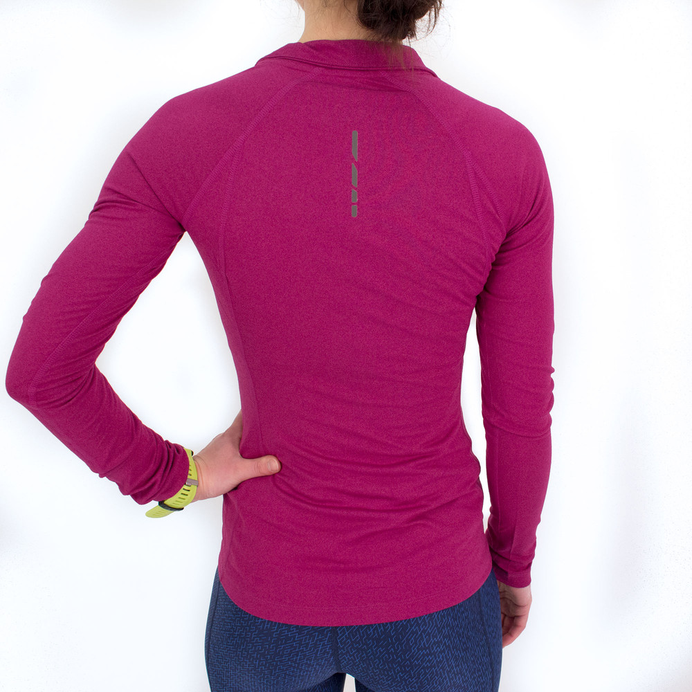 Asics ½ Zip Long Sleeve Tee #5