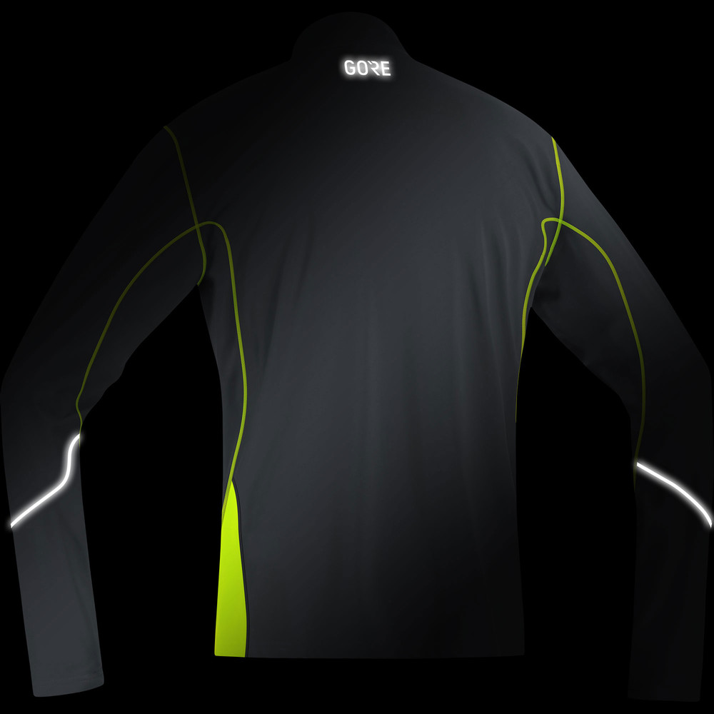 Gore Thermo Half Zip Long Sleeve #4