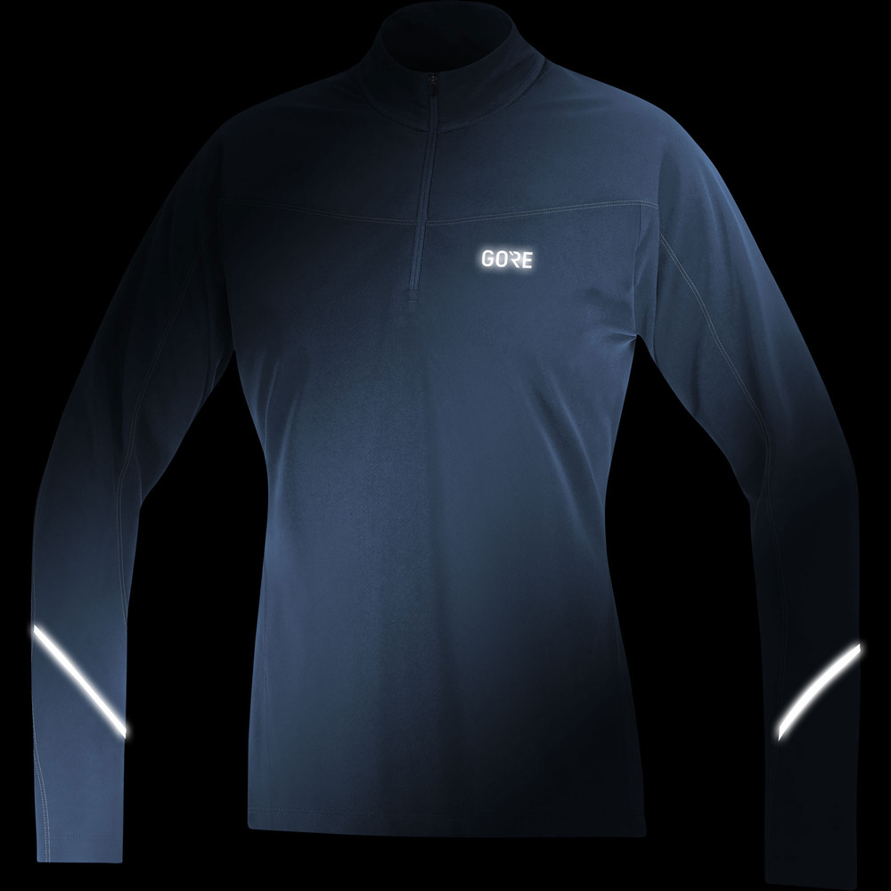 Gore Thermo Half Zip Long Sleeve #3