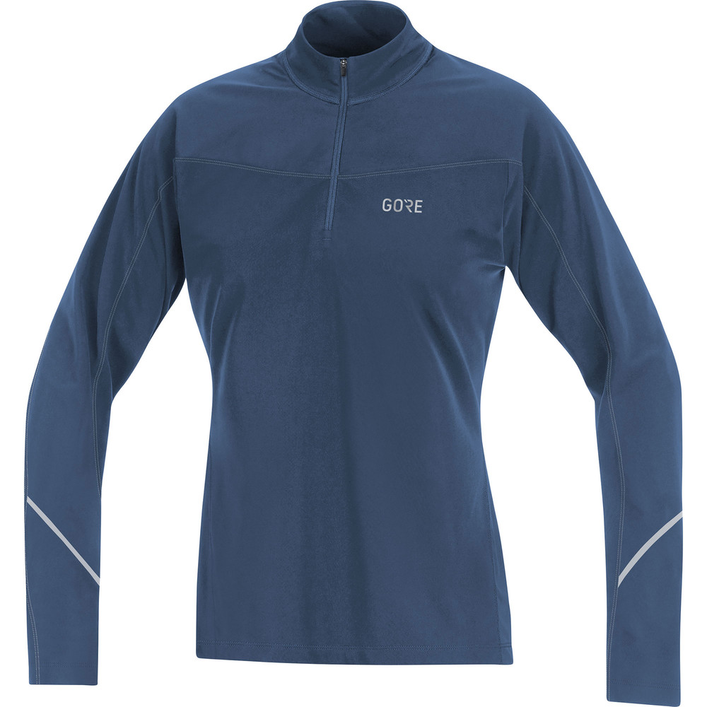 Gore Thermo Half Zip Long Sleeve #1
