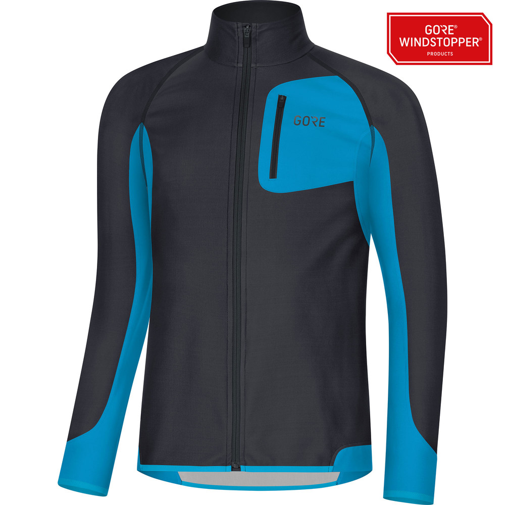 Gore Partial Windstopper Long Sleeve #1
