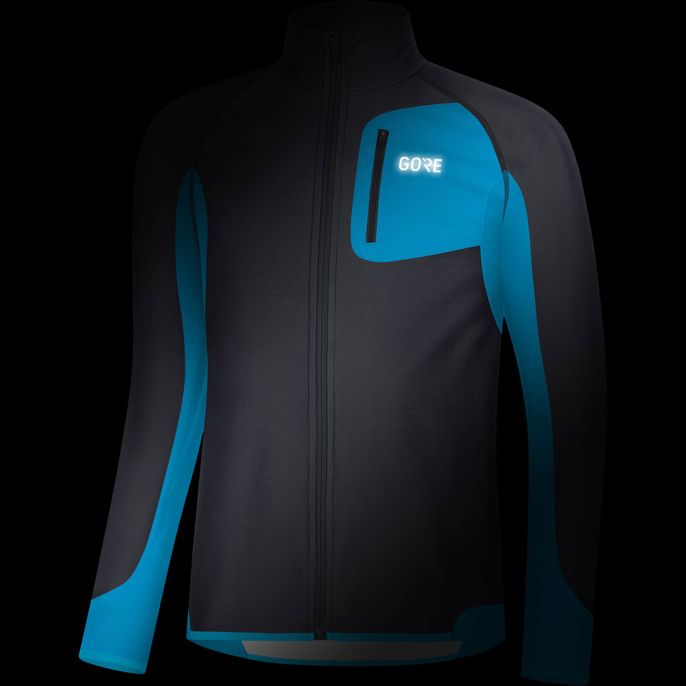 Gore Partial Windstopper Long Sleeve #3