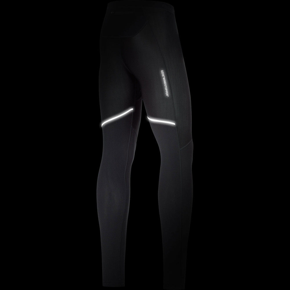 Gore Windstopper Running Tights #7