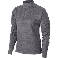 NIKE  Pacer Half Zip Long Sleeve Tee