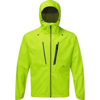 7e889402f Men's Ronhill Infinity Fortify Waterproof Jacket Fluro Yellow £112.00  £140.00